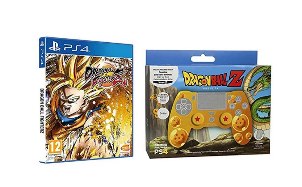 dragonball fighterZ prime 2018