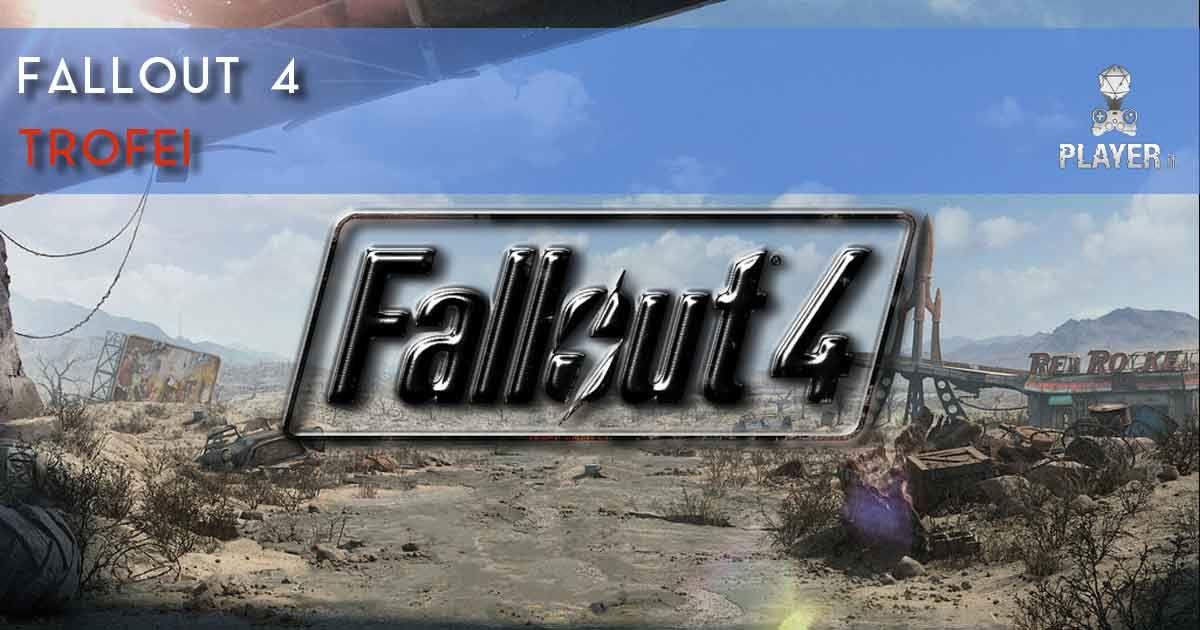 fallout 4 trofei