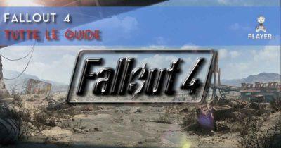 Fallout 4 tutte le guide