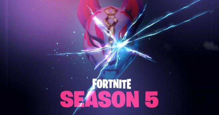 Fortnite stagione 5