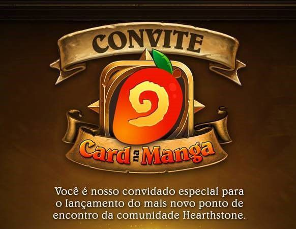 Evento Hearthstone Brasile