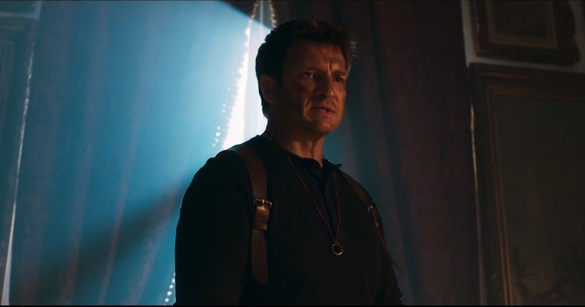 Uncharted fan film nathan fillion youtube