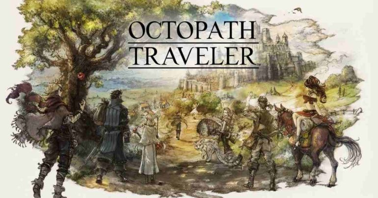 octopath traveler guida lavori