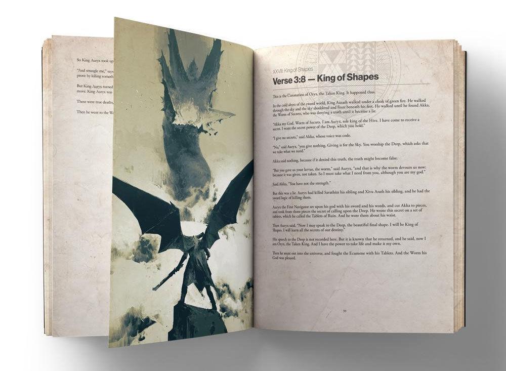 destiny volume 1 grimoire anthology