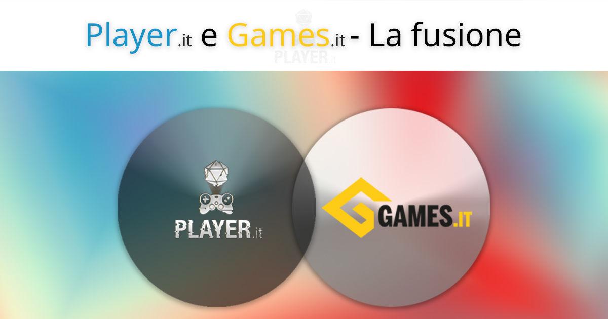 player e games si fondono