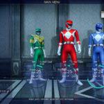 final fantasy XV mod power rangers