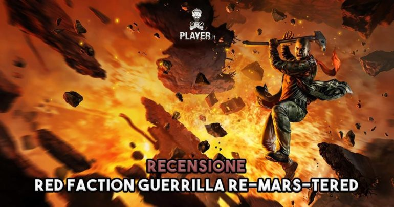 recensione red faction guerrilla re-mars-tered
