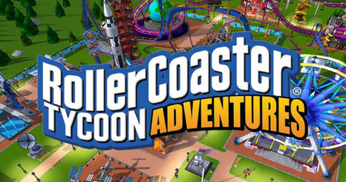 RollerCoaster Tycoon arriva su Nintendo Switch