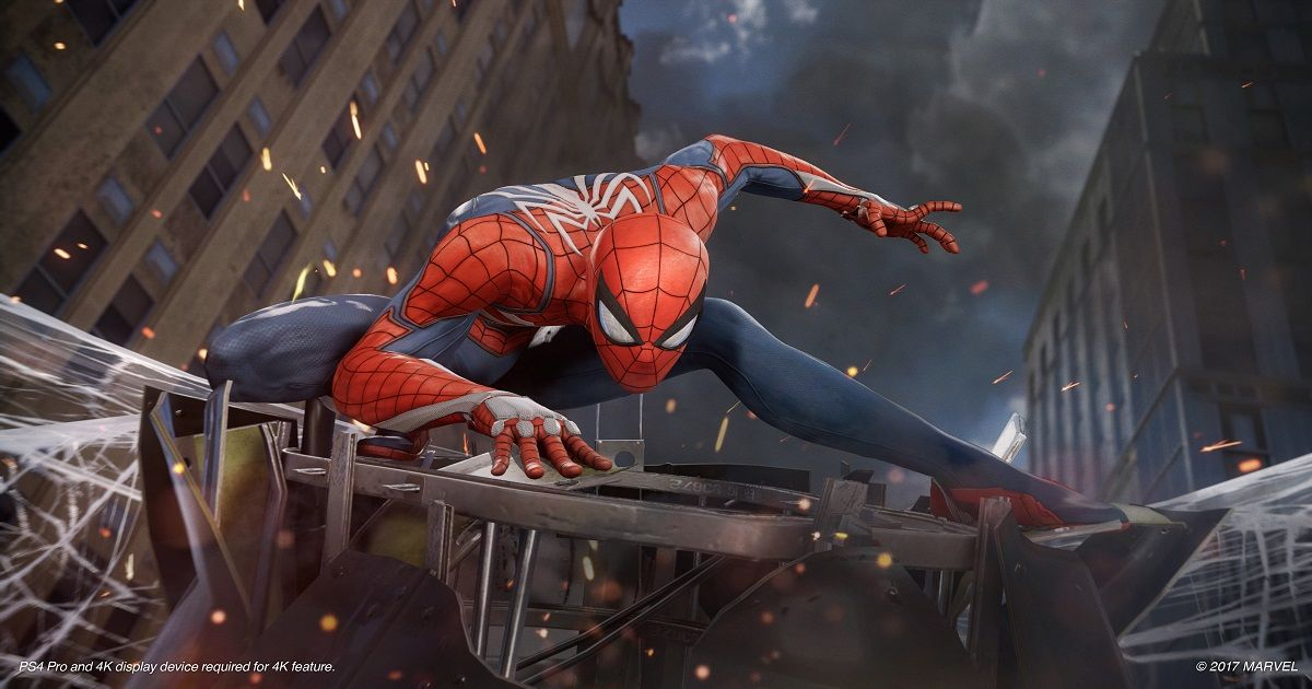 spider-man ps4 fase gold