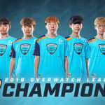 I London Spitfire vincono la prima finale della Overwatch League