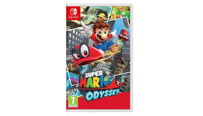 super mario odissey prime day 2018