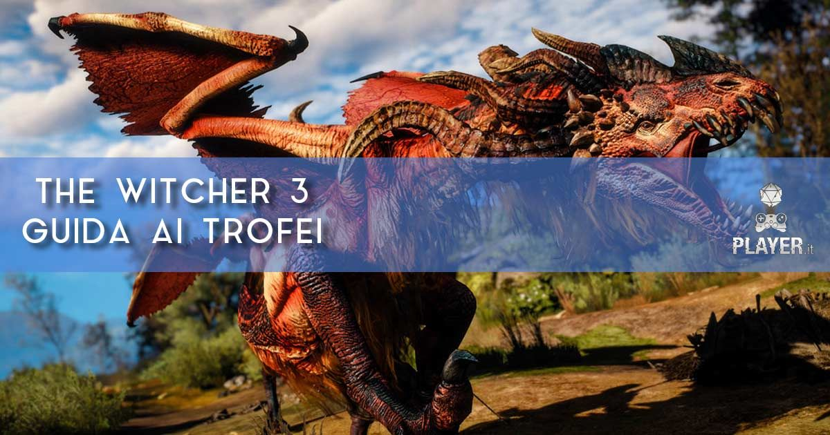 the witcher 3 guida ai trofei