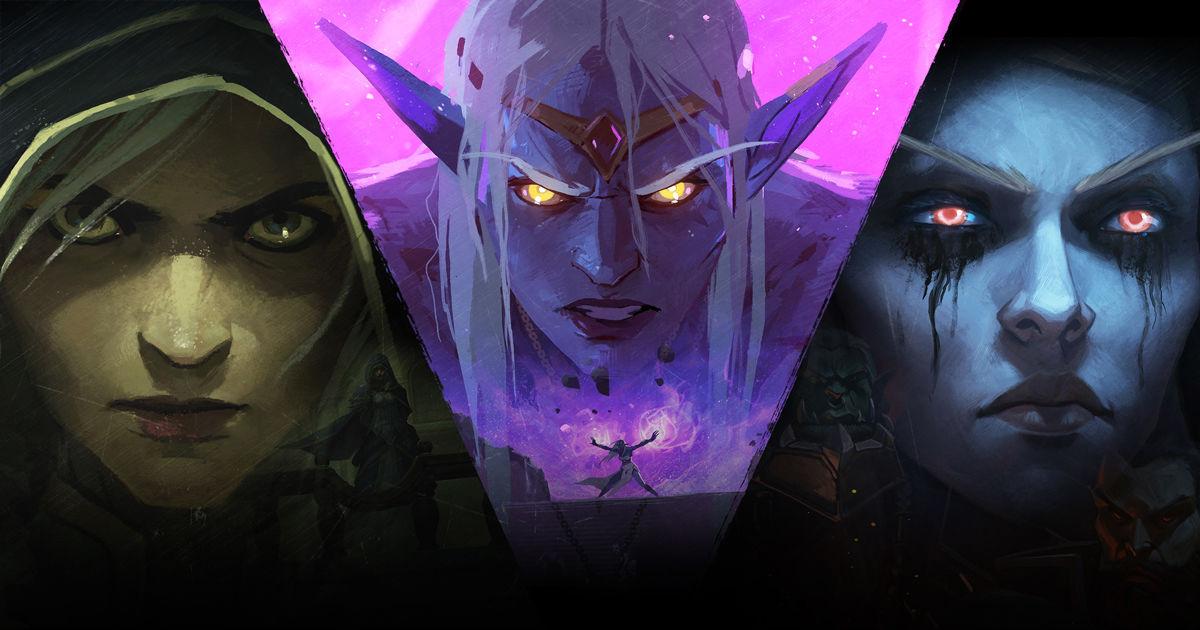 Araldi della Guerra, la nuova serie di corti animati su World of Warcraft