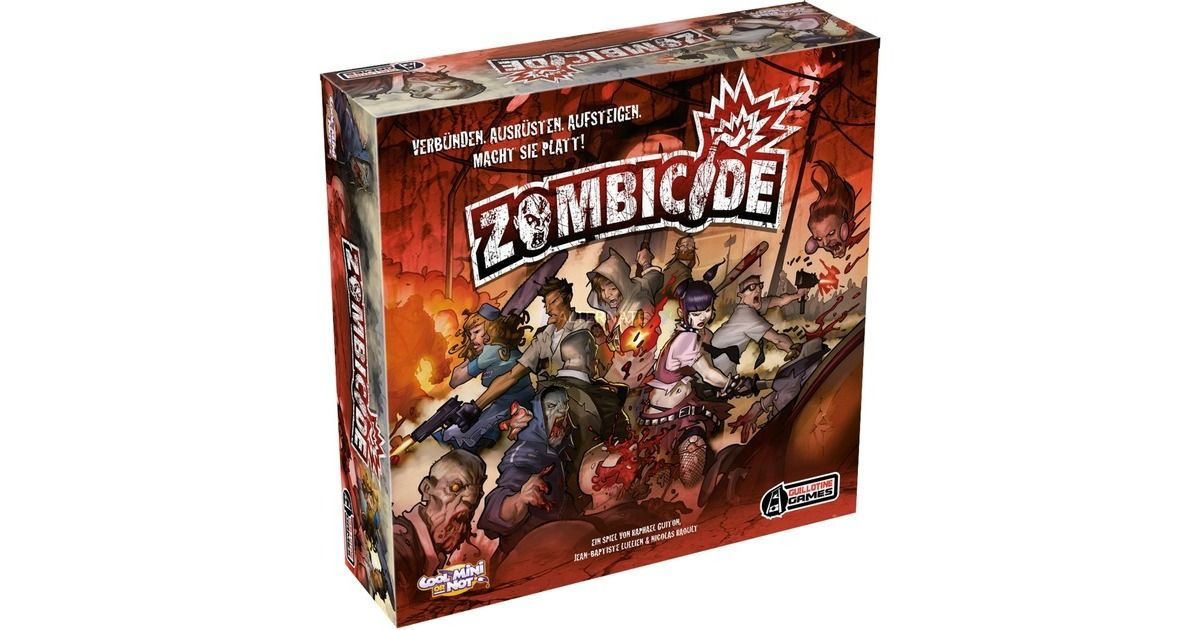 CMON Limited annuncia Zombicide: The Role-Playing Game