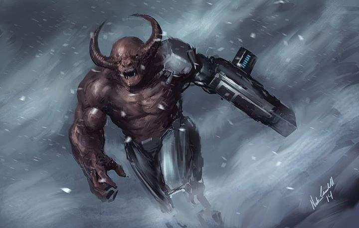 minotauro dungeon world gdr rpg mostro boss