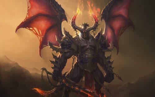 13th age demoni