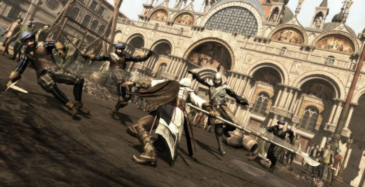 Italy&Videogames Assassin's Creed II - Ezio Auditore