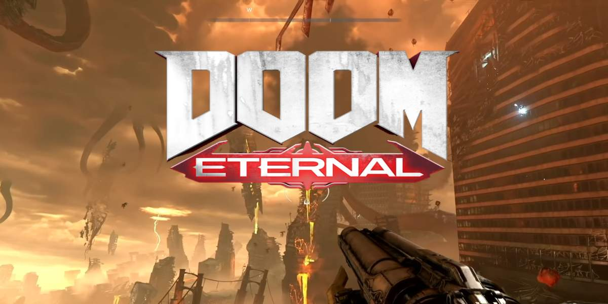 Doom Eternal trailer