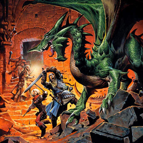 smonta il sistema dungeon world drago 16hp dragon 16 punti ferita rpg gdr