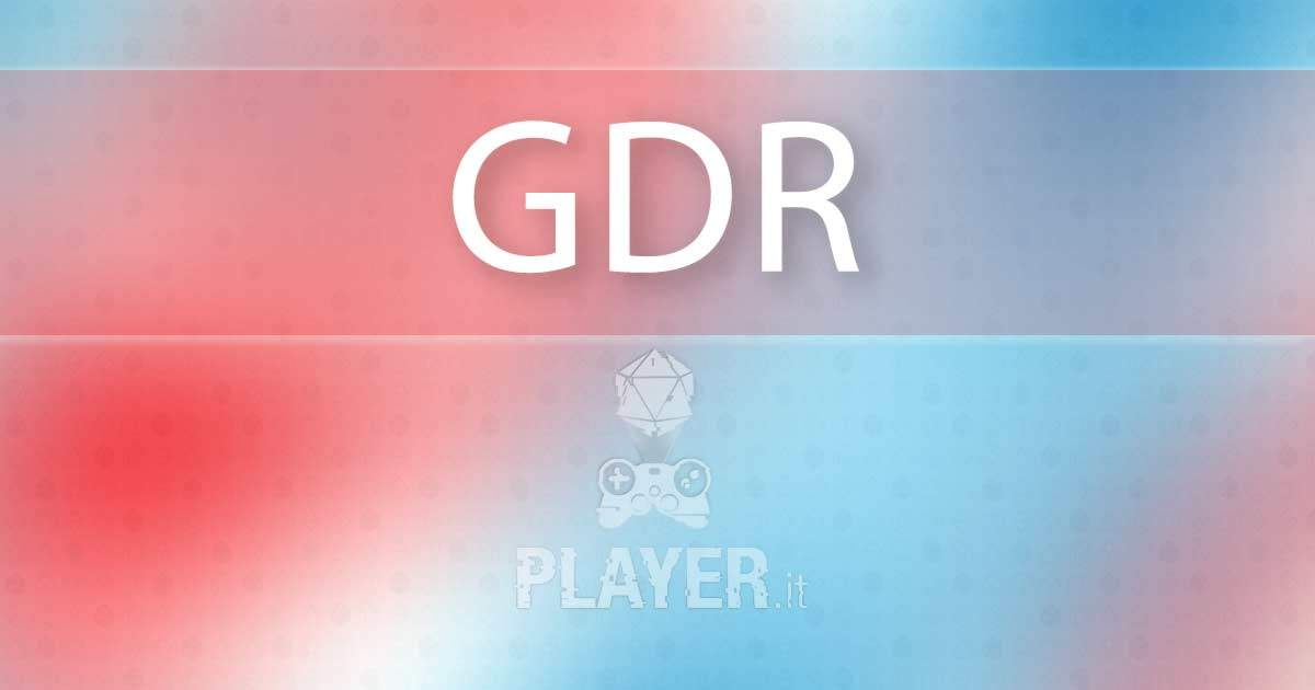 GDR gioco di ruolo player.it