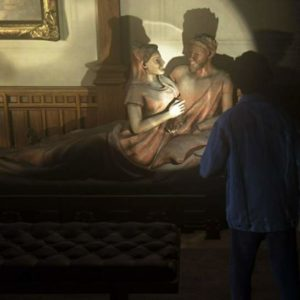 Italy&Videogames - Uncharted 4 - Sarcofago degli Sposi