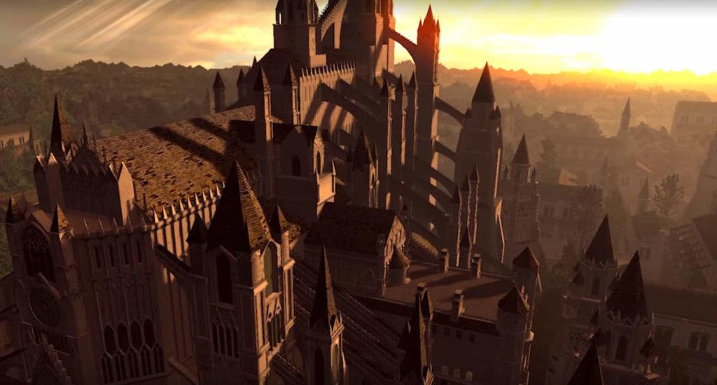 Italy&Videogames. O mia bela Madunina che te brilli su Dark Souls - Duomo di Milano
