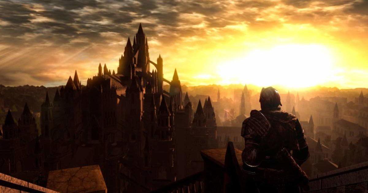 Italy&Videogames. O mia bela Madunina che te brilli su Dark Souls - Duomo di Milano, sfondo