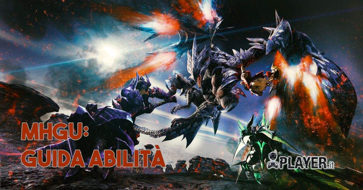 Monster Hunter Generations Ultimate - Guida Abilità - ability - abilities - MHGU - Guide - Double cross - points - punti - deviant