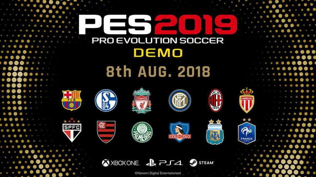 PES 2019 4
