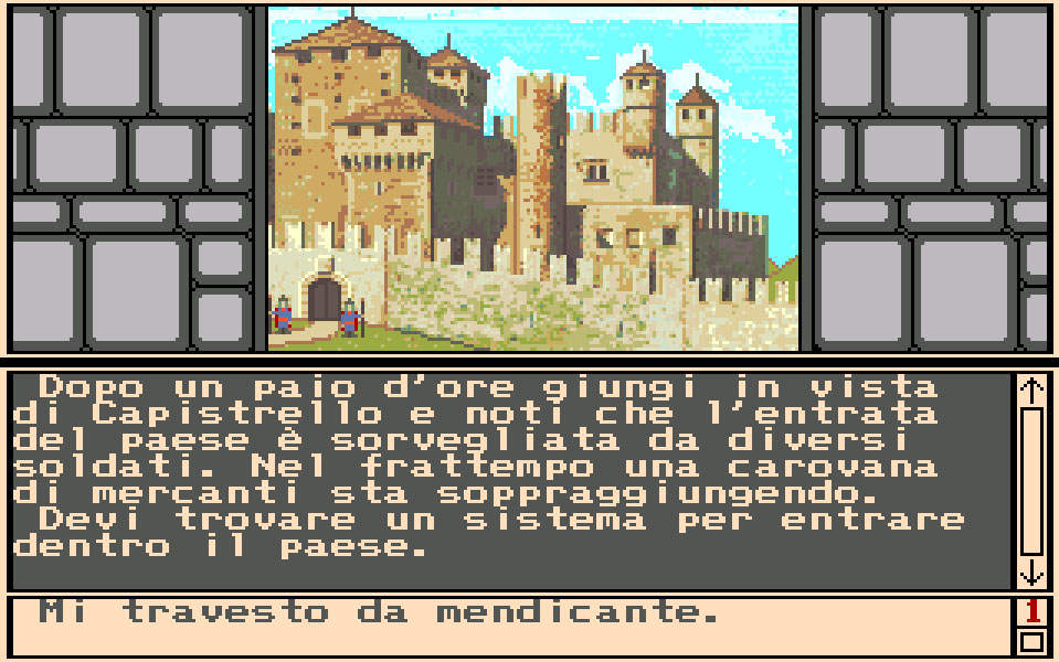 Italy&Videogames. Esplorando l'Abruzzo fantasy di Profezia - Capistrello, Abruzzo