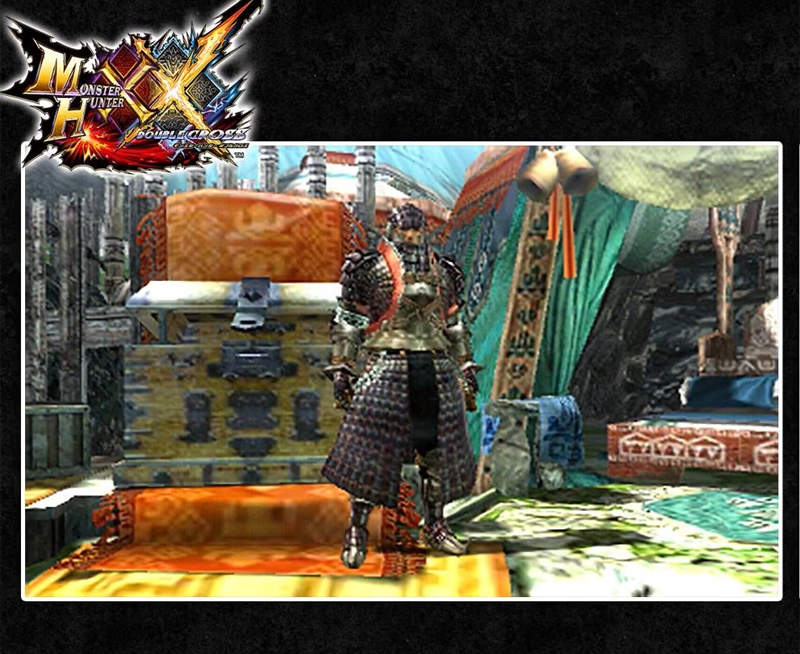 Monster Hunter Generations Ultimate - Guida Abilità - ability - abilities - MHGU - Guide - Double cross - points - punti - deviant - velociprey - spadaccino - blademaster