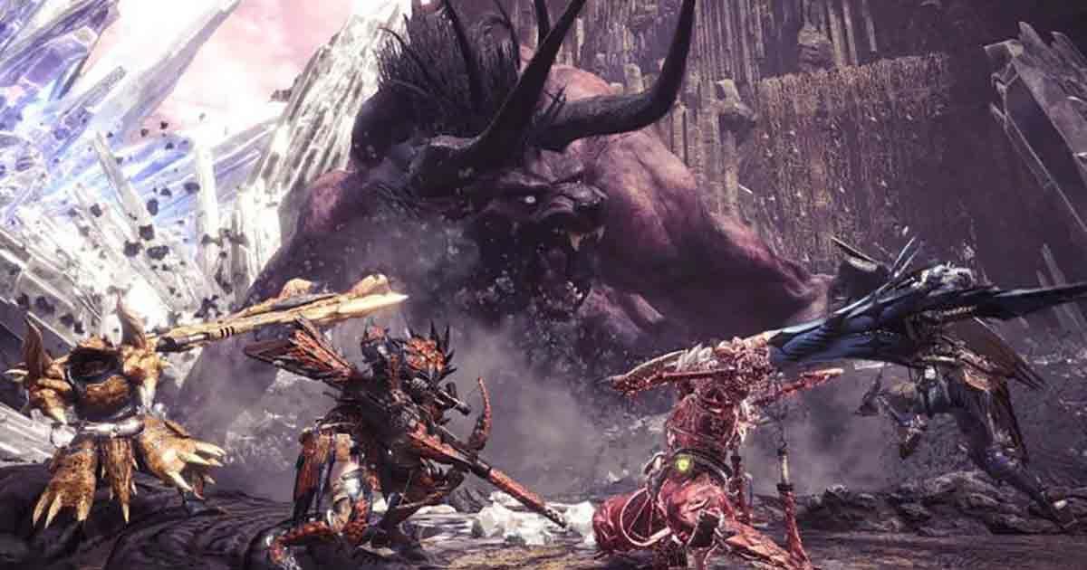 Monster Hunter event