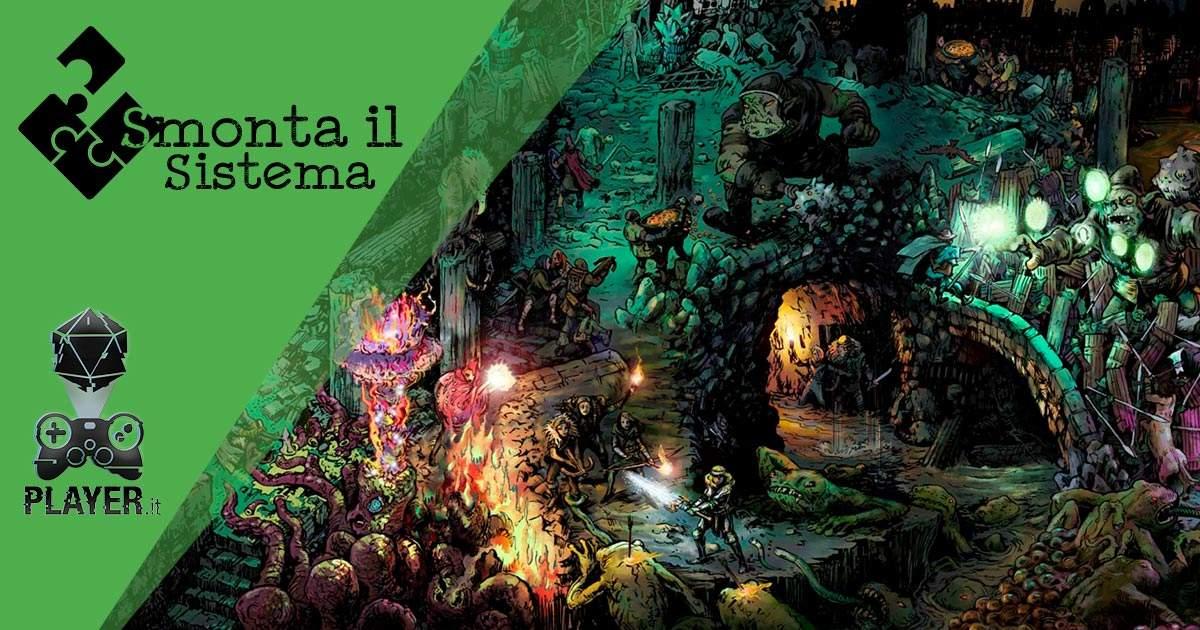 Dungeon World permette di giocare epiche avventure fantasy, ma certi aspetti del sistema sono spesso fraintesi. Facciamo chiarezza per giocarlo al meglio!