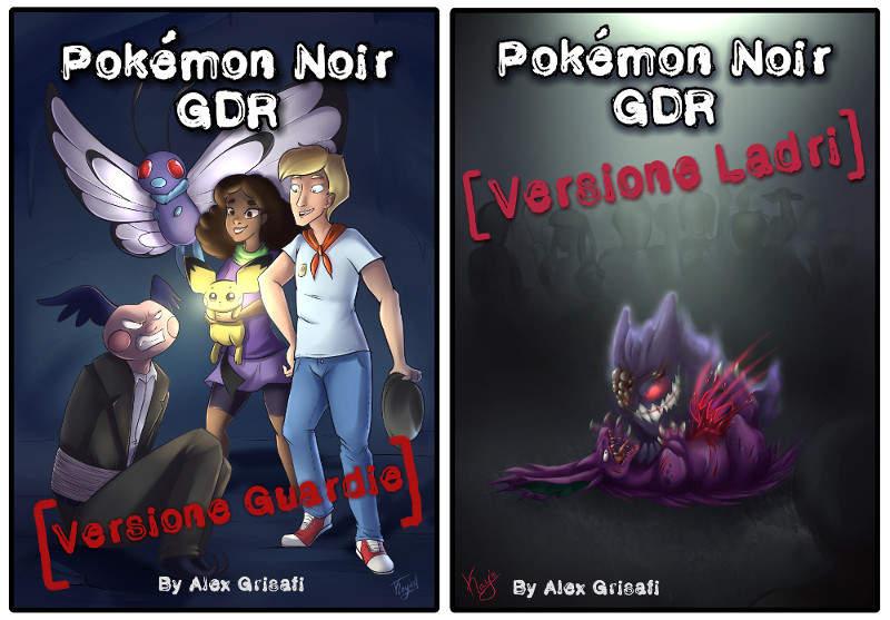 Pokémon noir gdr rpg pbta fate