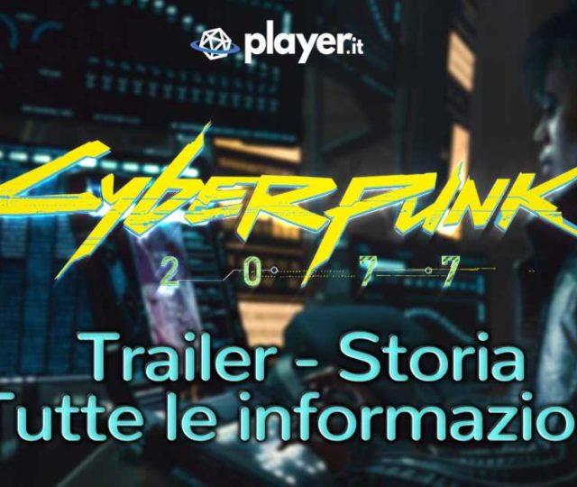 cyberpunk 2077 tutte le informazioni sul gioco