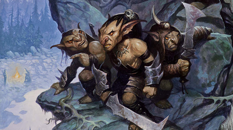 goblin D&D 5 party riposo lungo breve long rest short rest