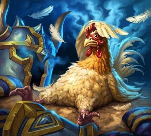 indovinello enigma giochi di ruolo angry chicken heartstone