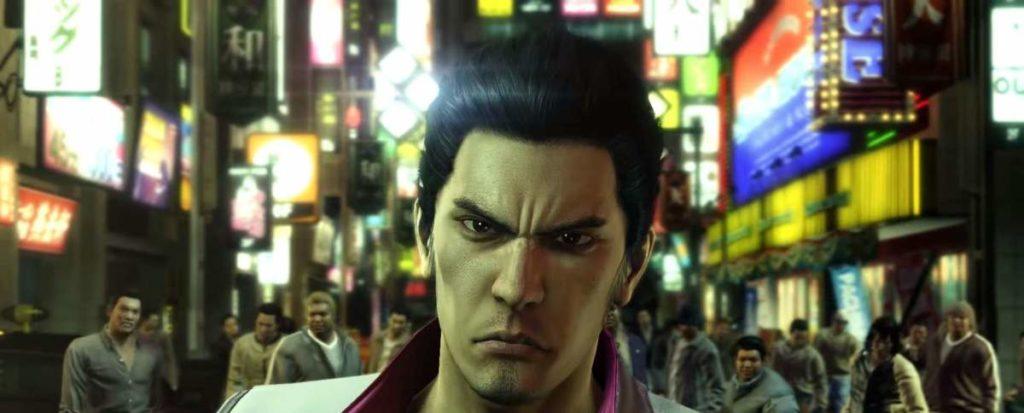 Yakuza kazuma kiryu