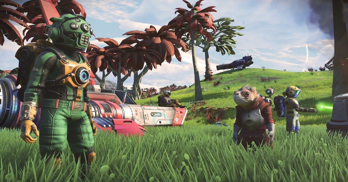 no man's sky next guida