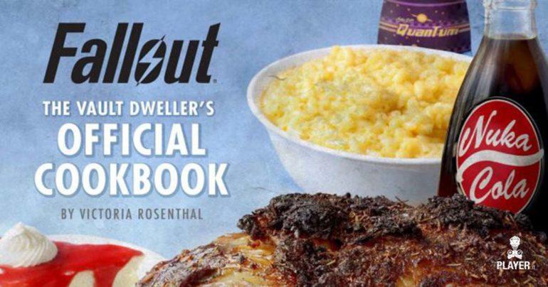 fallout libro di cucina
