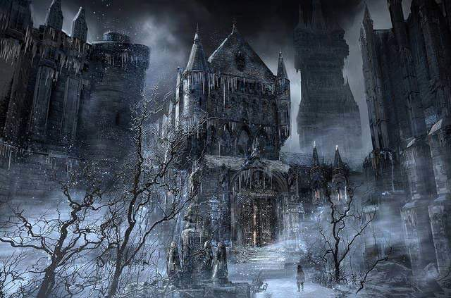 Bloodborne castello di Cainhurst