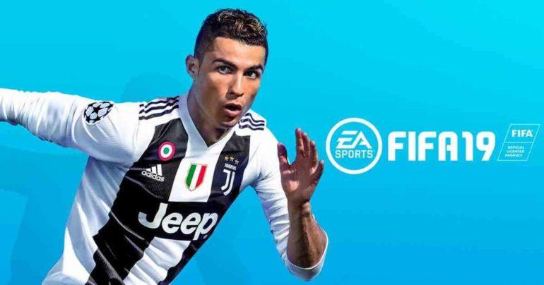 Fifa 19 copertina