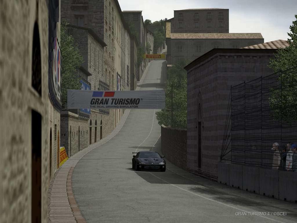 Gran Turismo 4 - Circuito dell'Aria, Assisi