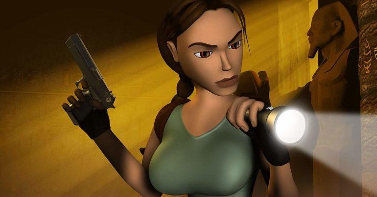 Italy&Videogames - Tomb Raider, Lara Croft