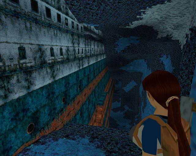 Italy&Videogames - Tomb Raider, Lara Croft Maria Doria Interno