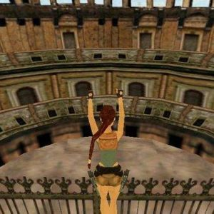 Italy&Videogames - Tomb Raider, Lara Croft Roma Colosseo