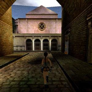 Italy&Videogames - Tomb Raider, Lara Croft Roma Mercato Traiano