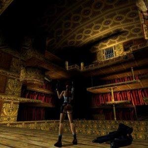 Italy&Videogames - Tomb Raider, Lara Croft Teatro Venezia