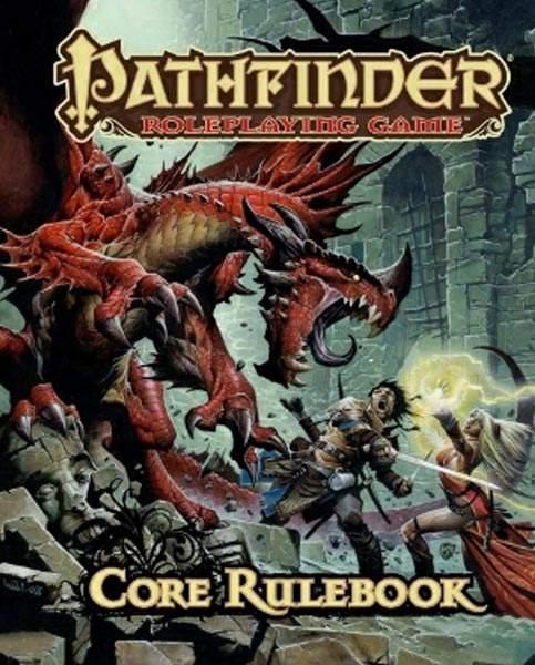 Manuali di Pathfinder