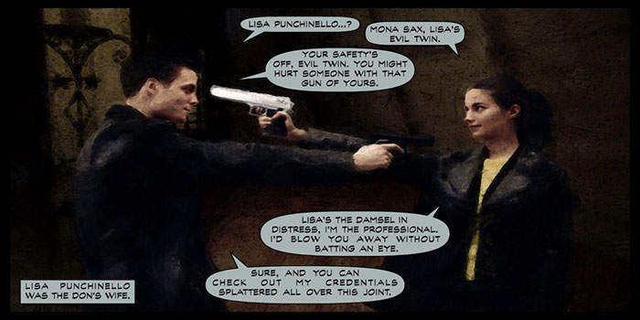 Max Payne Mona Sax